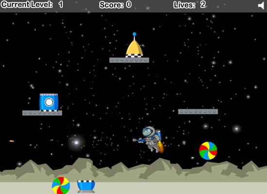 Click to view Astro Dog 1.0 screenshot