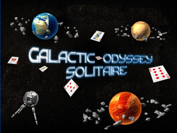 Space Odyssey Solitaire screenshot
